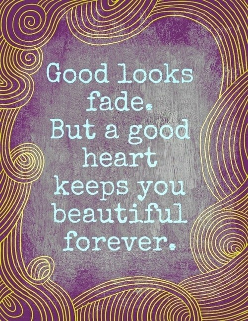 True Beauty Quote 1 Picture Quote #1