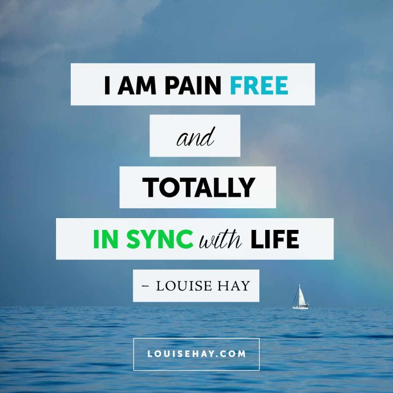 Louise Hay Quote 6 Picture Quote #1
