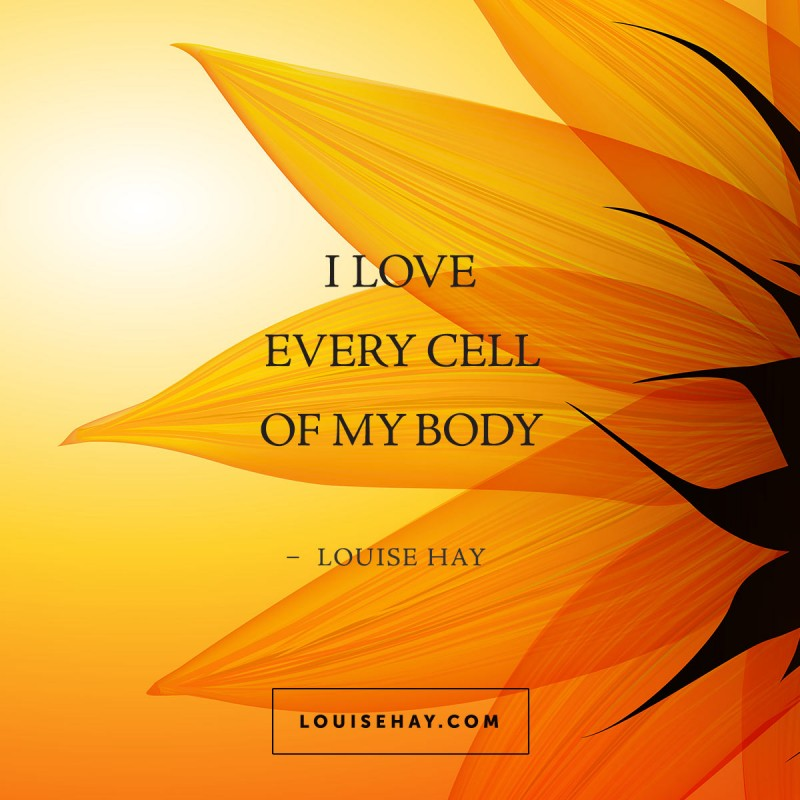 Louise Hay Quote 11 Picture Quote #1