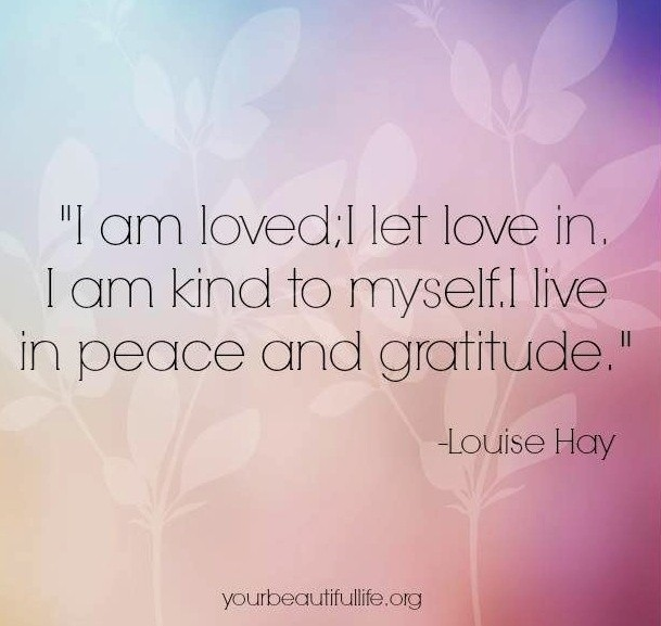 Louise Hay Quote 15 Picture Quote #1