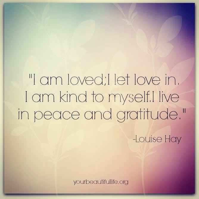 Louise Hay On Gratitude Quote 3 Picture Quote #1