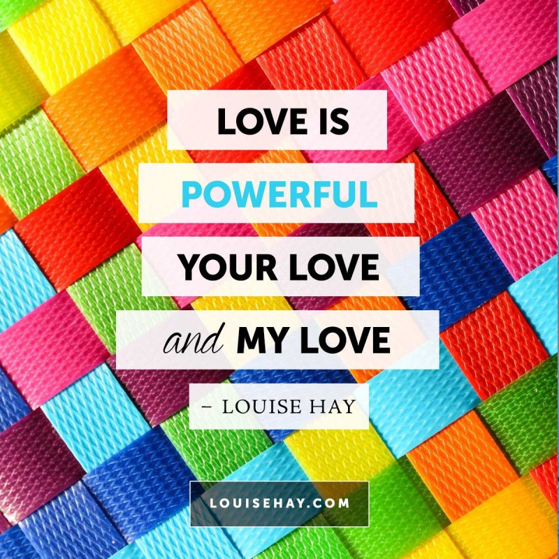 Louise Hay Quote 19 Picture Quote #1