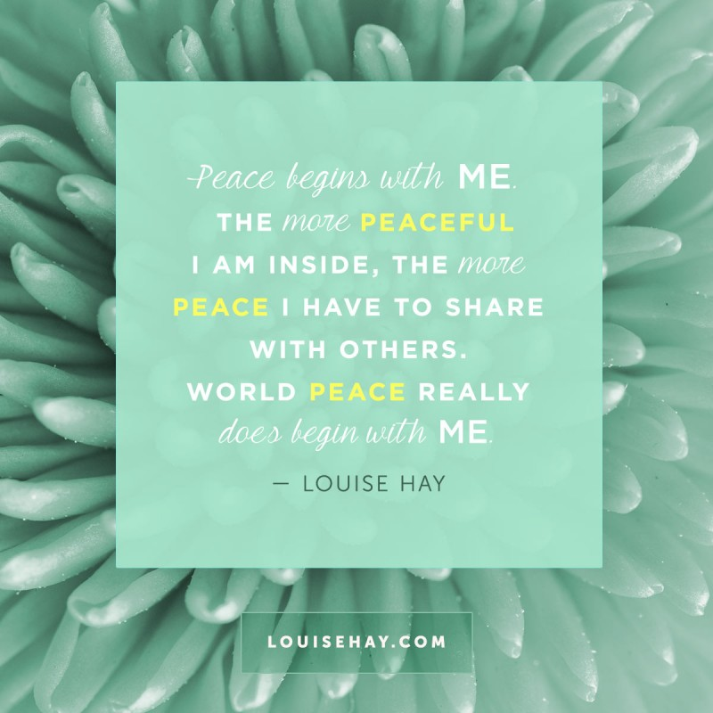 Louise Hay Quote 22 Picture Quote #1