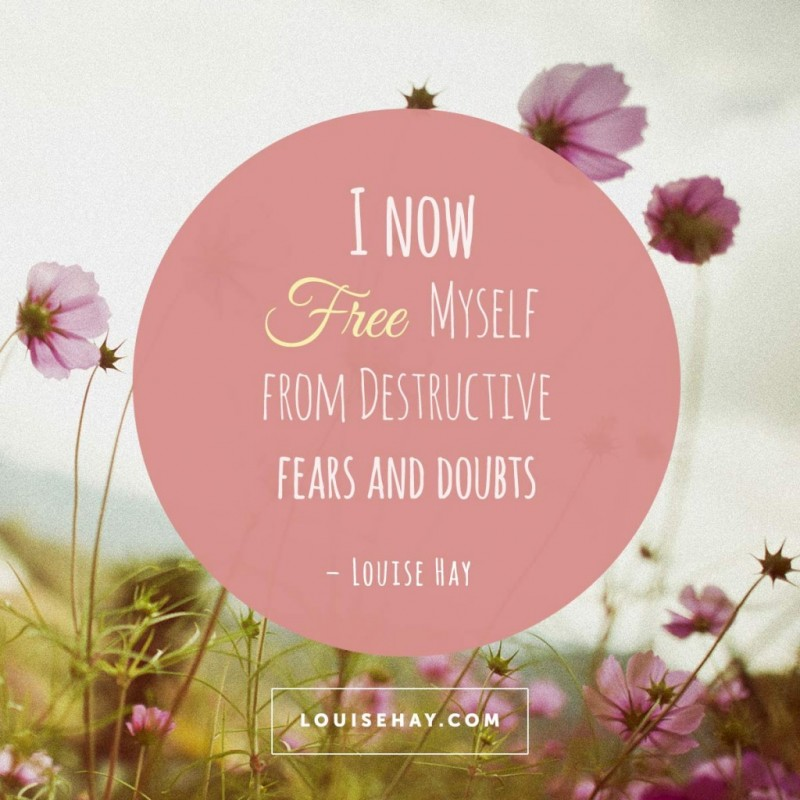 Louise Hay Quote 23 Picture Quote #1
