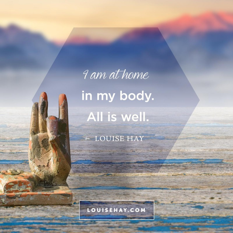 Louise Hay Quote 50 Picture Quote #1