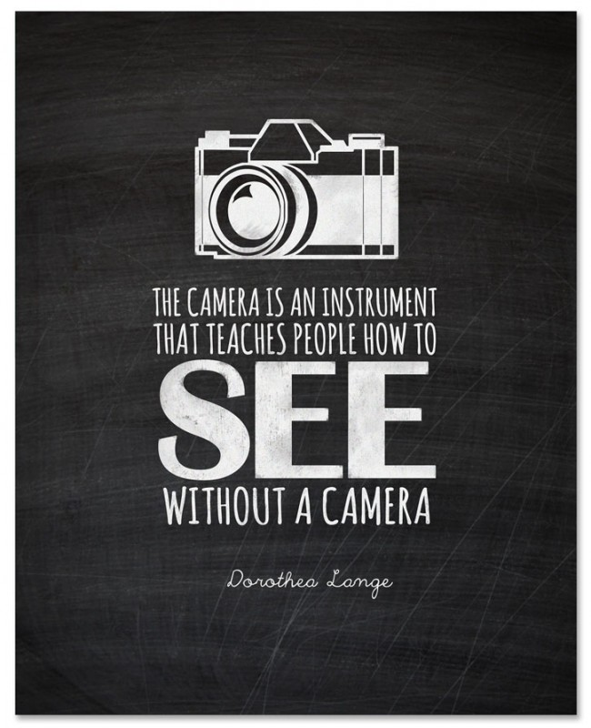 Camera Quote 8 Picture Quote #1