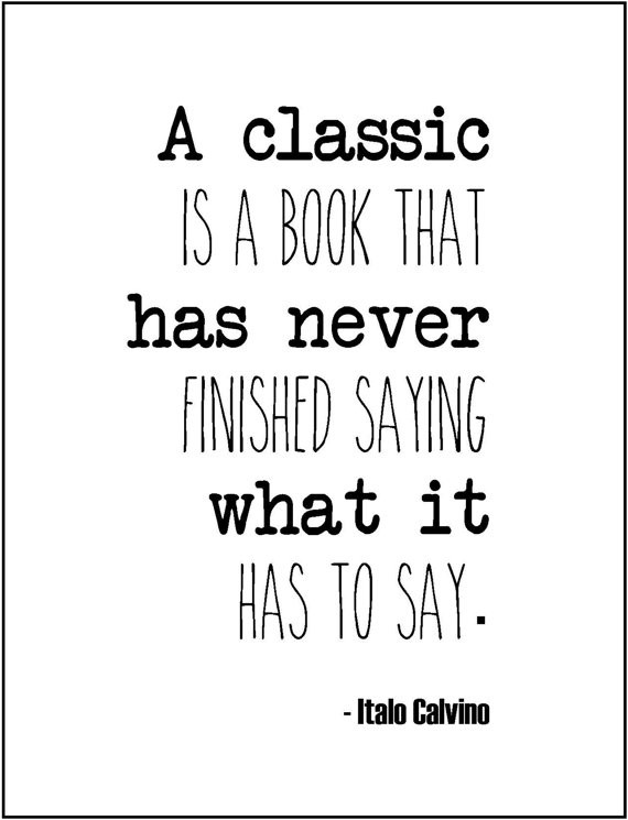 Classic Quote About Books 1 Picture Quote #1