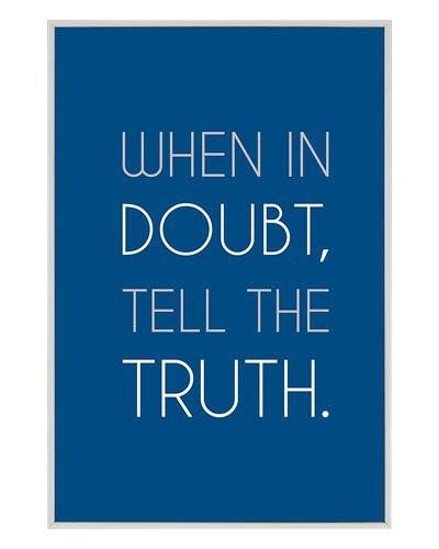 Honest Quote 6 Picture Quote #1