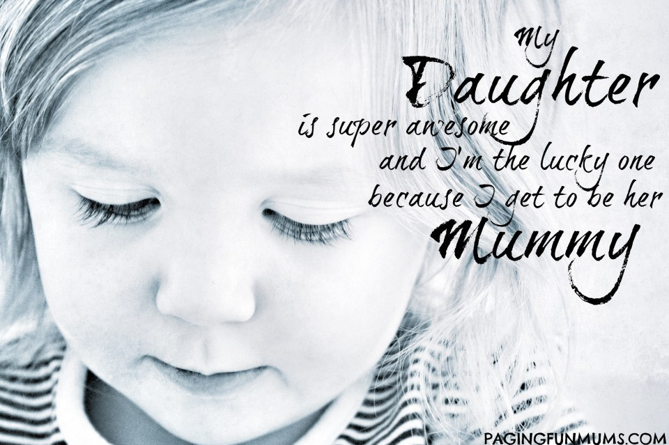 My Daughter Quote 1 Picture Quote #1