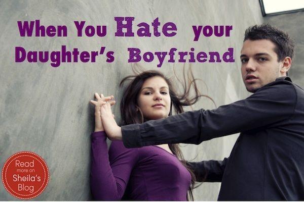 Dating daughters boyfriends dad
