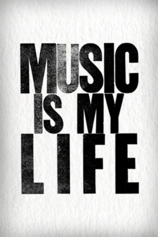 Musician Quote On Life 1 Picture Quote #1