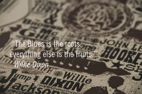 Blues Musician Quote 1 Picture Quote #1