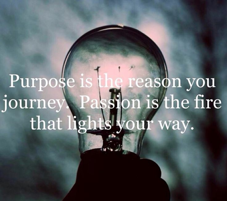 Purpose Quote 2 Picture Quote #1