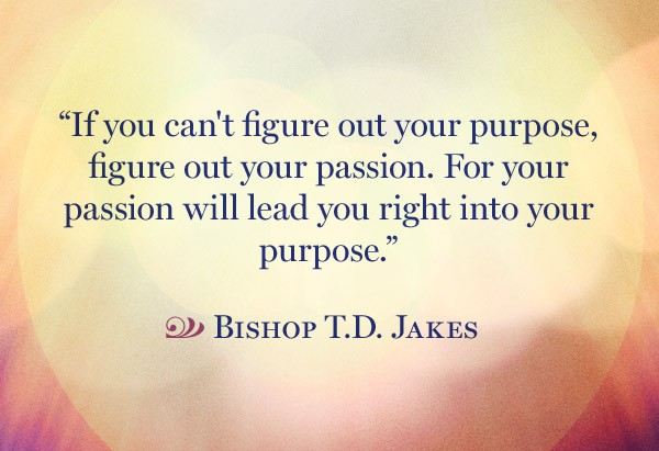 Finding Your Purpose Quote 2 Picture Quote #1