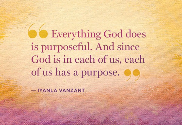 Divine Purpose Quote 1 Picture Quote #1