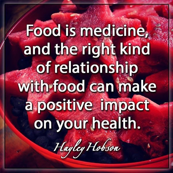 Healthy Foods Nutrition Quote 4 Picture Quote #1