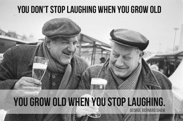 Aging And Old Age Quote 1 Picture Quote #1