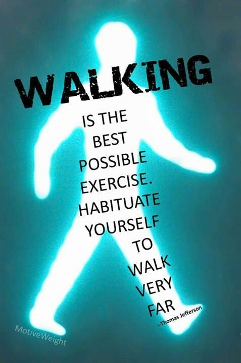 Healthy Walking Quote 1 Picture Quote #1