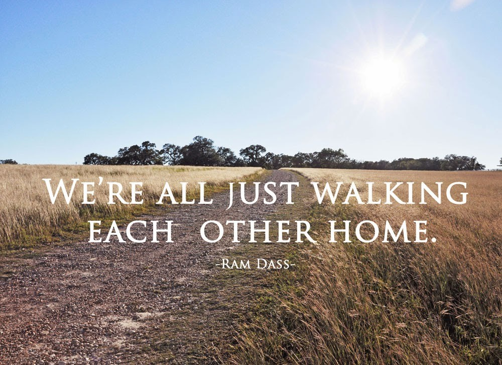 Walking Quote 6 Picture Quote #1