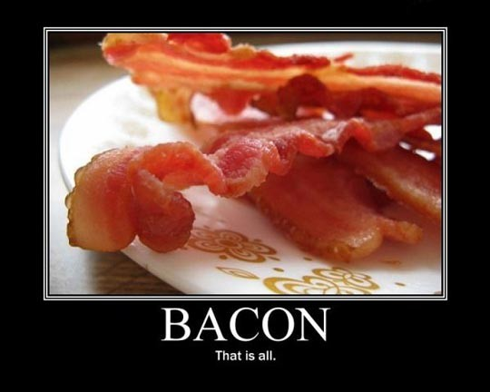 Bacon Quote 6 Picture Quote #1