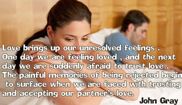 Relationship Problem Quote 3 Picture Quote #1