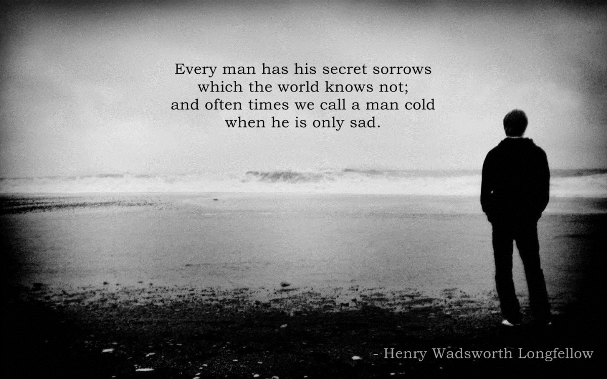Henry Wadsworth Longfellow Quote 1 Picture Quote #1