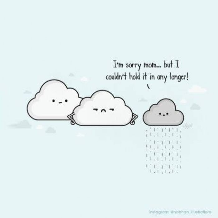 Cute Cloud Quote 1 Picture Quote #1