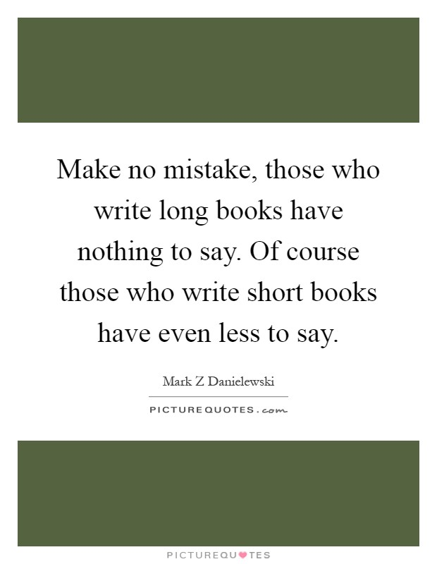 how to write a short book