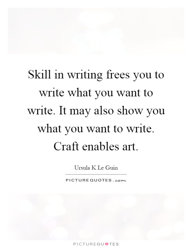 writing skill quotes sayings writing skill picture quotes