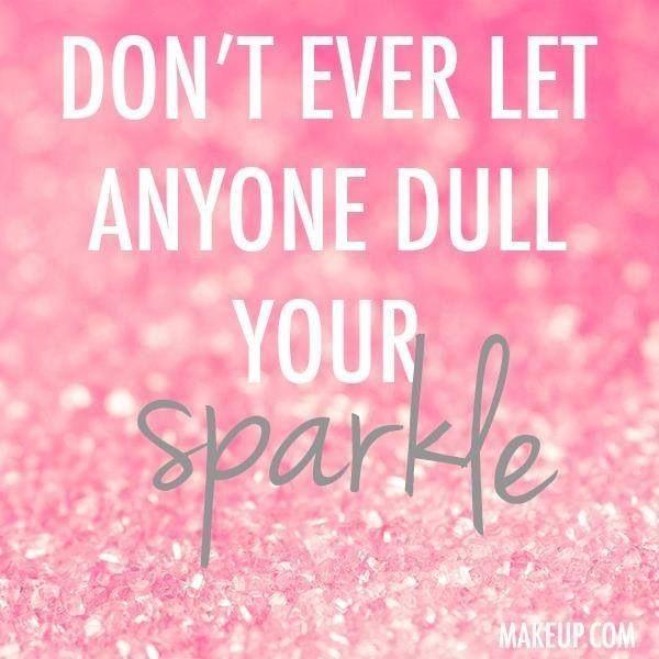 Sparkle Quote 1 Picture Quote #1
