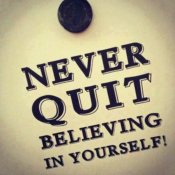 Never Quit Quote 1 Picture Quote #1