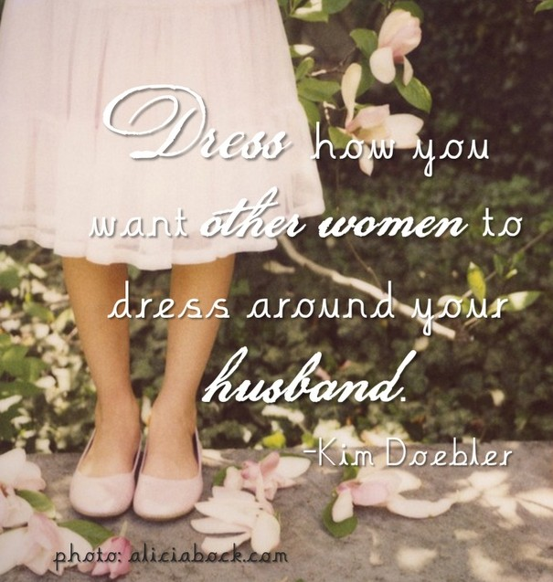 Modesty Quote 2 Picture Quote #1