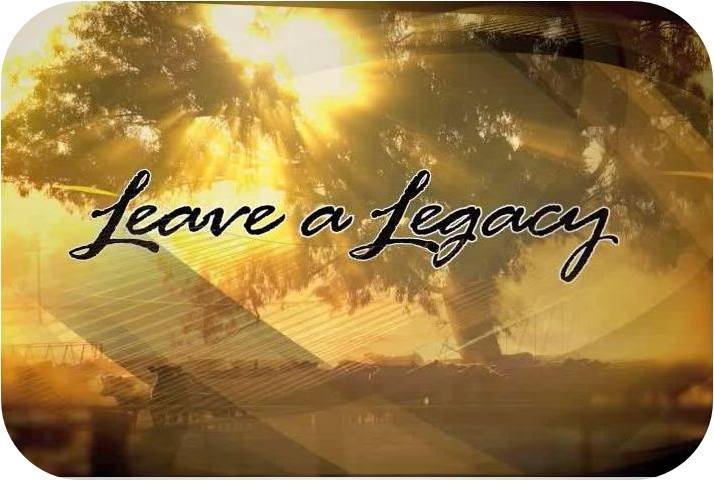 Legacy Quote 8 Picture Quote #1