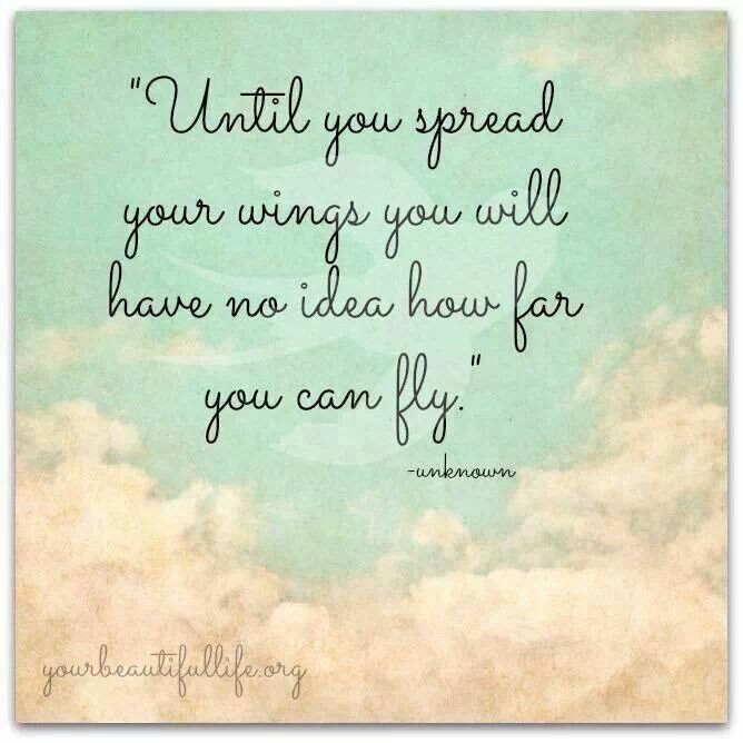 Leap Of Faith Quote 5 Picture Quote #1