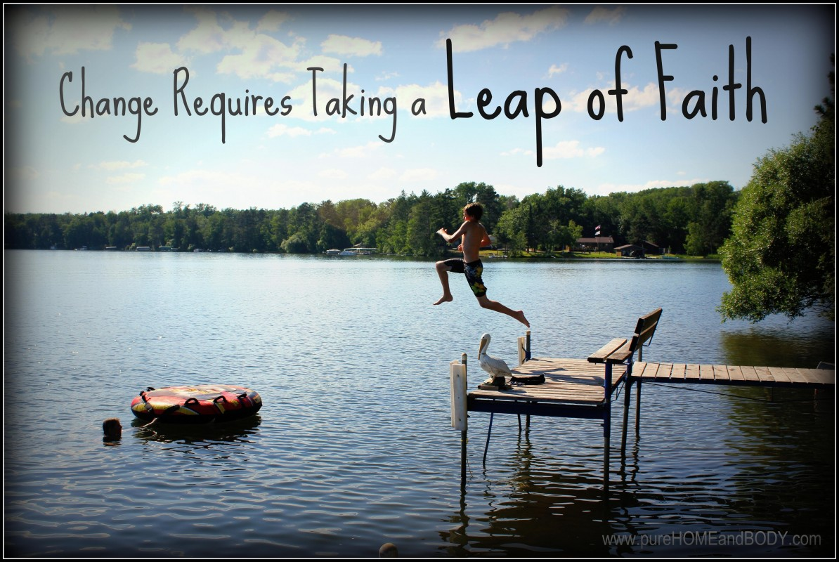 Leap Of Faith Quote 6 Picture Quote #1