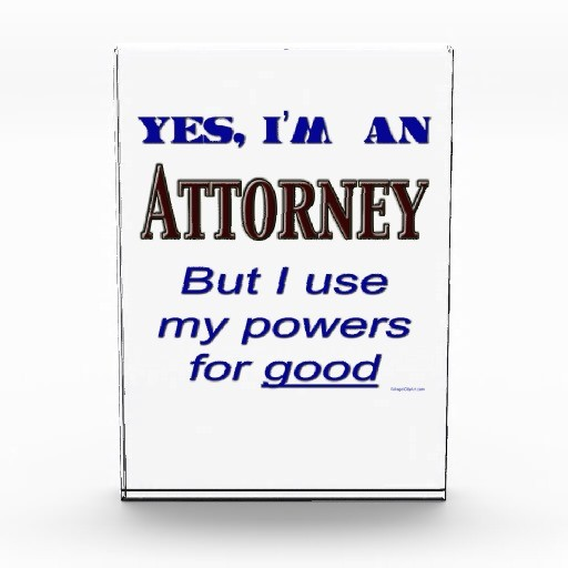 Funny Lawyer Quote 1 Picture Quote #1