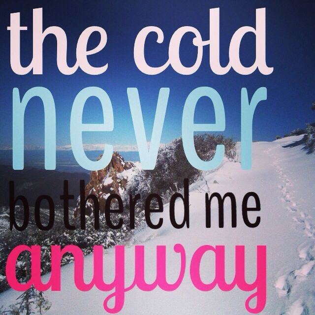Cold Weather Quote | Quote Number 630675 | Picture Quotes