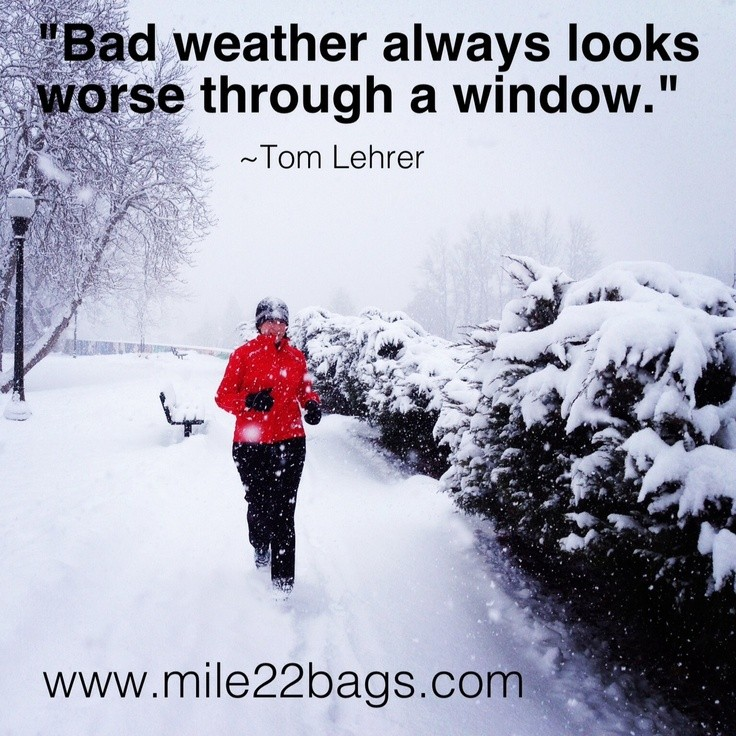 Cold Weather Quotes & Sayings