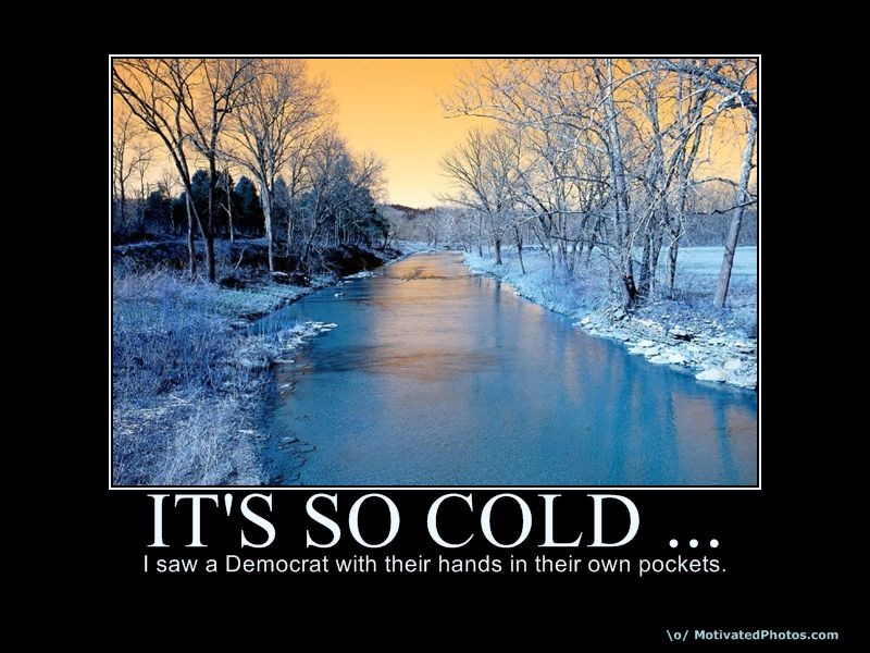 Cold Weather Funny Quote 1 Picture Quote #1