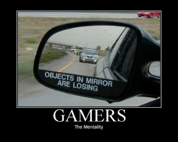 Gaming Quote 1 Picture Quote #1