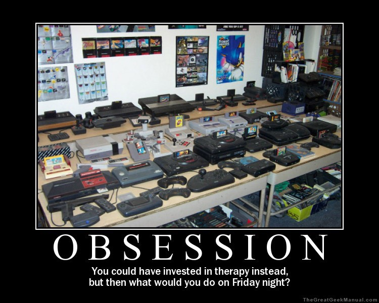 Obsessed Gaming Quote 1 Picture Quote #1