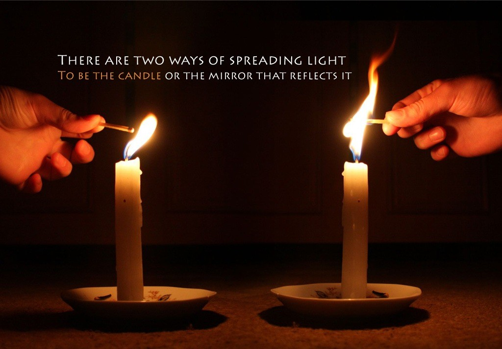 Candle Quote 3 Picture Quote #1