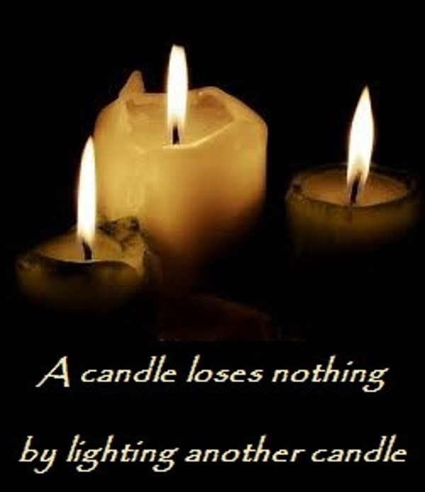 Candle Quote 2 Picture Quote #1