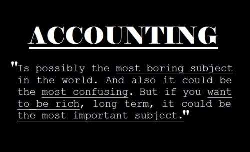 Accountant Accounting Quote 1 Picture Quote #1
