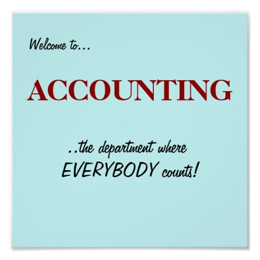 Accounting Quote 7 Picture Quote #1