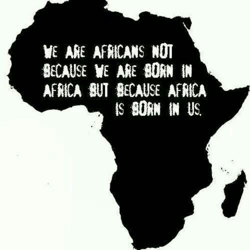 African Quote 3 Picture Quote #1