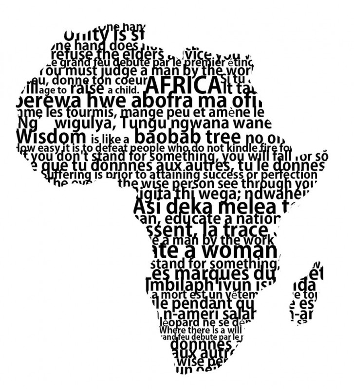 African Quote 4 Picture Quote #1