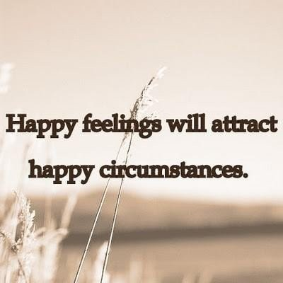 Feeling Happy Quote 4 Picture Quote #1