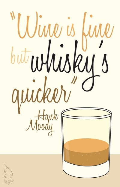 Drinking Whiskey Quote 2 Picture Quote #1