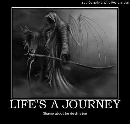 Life Journey Quote 1 Picture Quote #1
